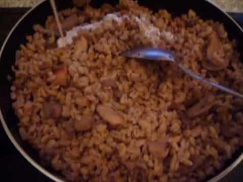 poêlée-de-blé-au-poulet-et-aux-champignons