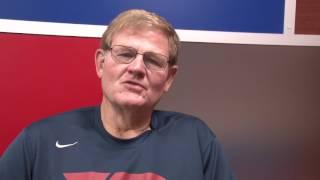 Mike Tucker Retirement