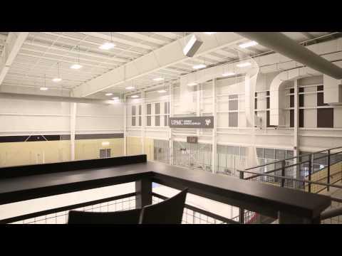 Building the UPMC Lemieux Sports Complex (extended)