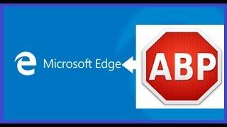 блокировщик рекламы для Microsoft Edge