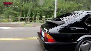 A Saab Story - Saab 900 Turbo Road Test | Classic Cars Reborn | Robin's Car Talk 羅賓車談
