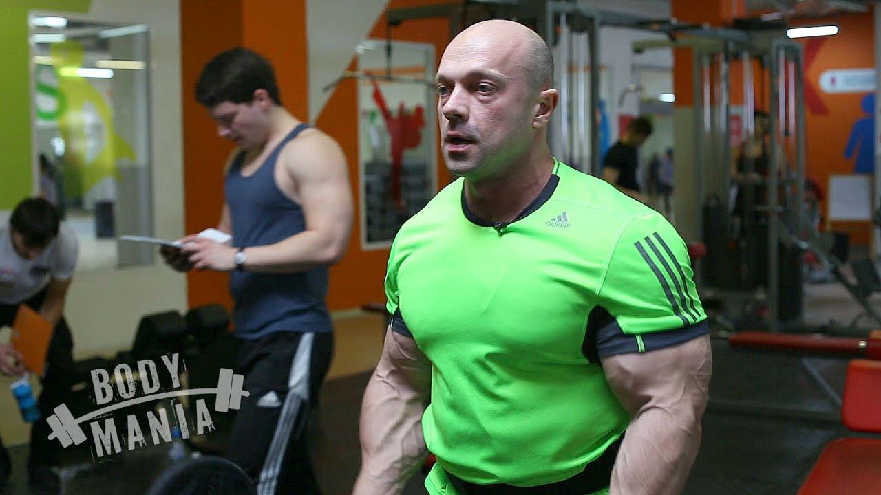 ШИРЕ ПЛЕЧИ! Заставь свои мышцы расти.