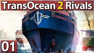 Trans Ocean 2 RIVALS #01 Erstes GAMEPLAY im PlayTest