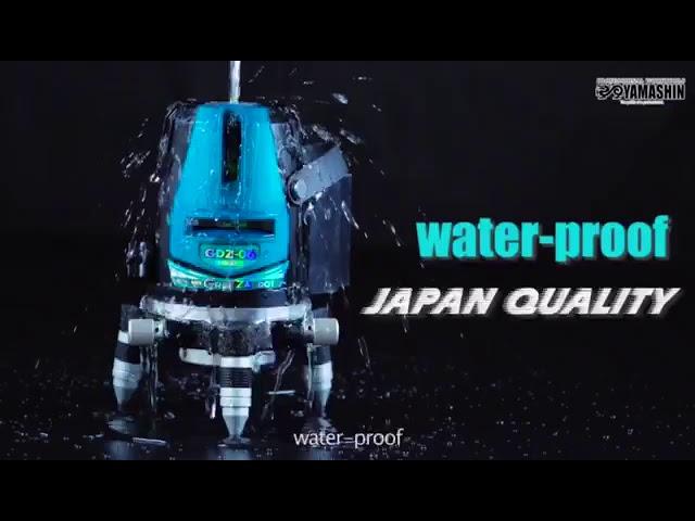 GDZグリーンレーザーシリーズの動画