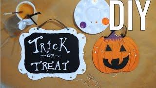 Diy   Halloween Signs