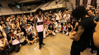 LES TWINS TOKYO FREESTYLE | JULY 2015 | Shot by Sandy Lee