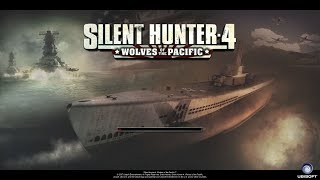 Silent Hunter 4 Wolves of the Pacific Sub Sim - FOTRSU Fall of the Rising Sun Ultimate Mod Showcase