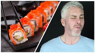 Fish Haters Try Sushi for the First Time