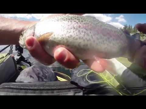 Fishing Logan Lake 2014