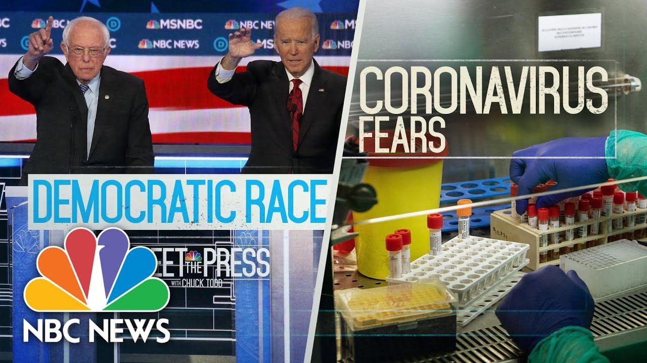 Meet The Press Broadcast (Full) - March 8, 2020  | Meet The Press | NBC News