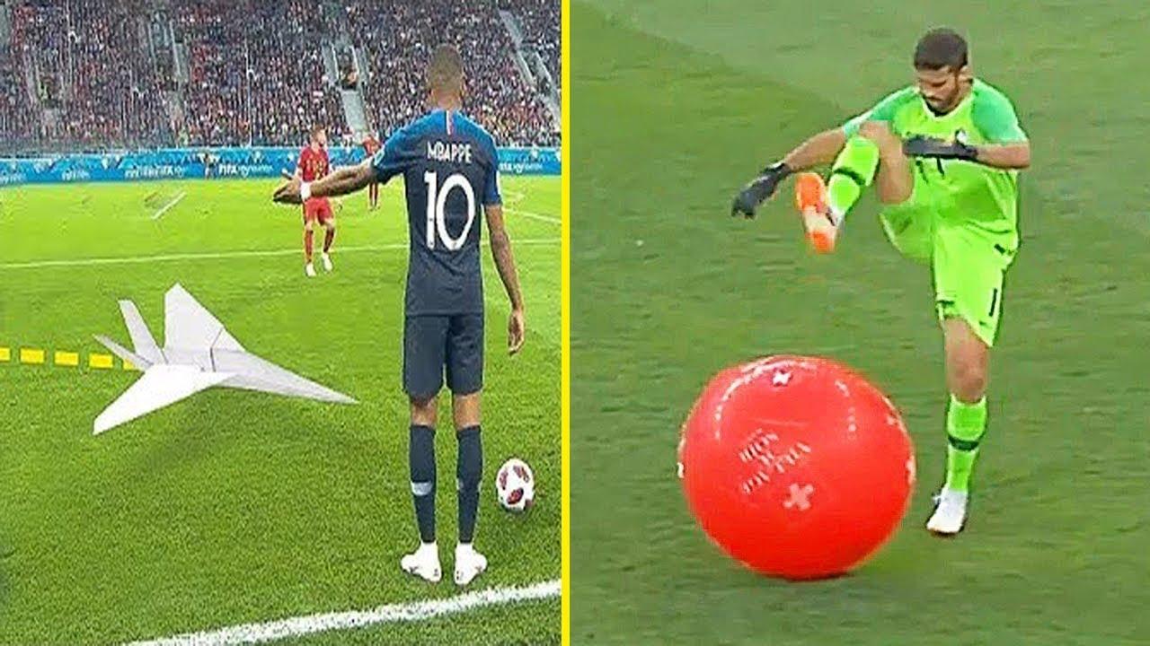 Las Cosas más Extrañas Lanzadas al Campo de Fútbol