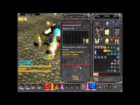 How To Make Blood Castle Ticket - MU ONLINE