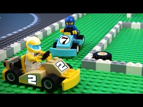 LEGO Go Kart Race