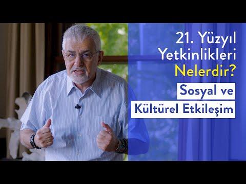 Prof. Dr. Erhan Erkut / 21. Yüzyıl Yetkinlikleri -  Sosyal ve Kültürlerarası Etkileşim