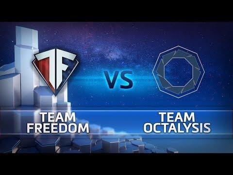 Team Octalysis vs  Team Freedom vod