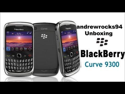 Blackberry Curve 3G / 9300