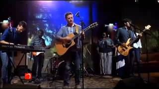 The Band &#39Northern National&#39 Performs in the Troubadour, TX Listening Room