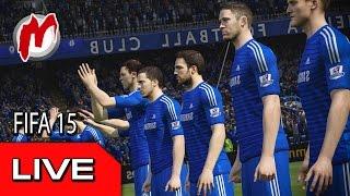 FIFA 15 - Гранд-финал турнира Игромании (Запись прямого эфира)