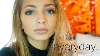 One of Hannah Blair's most viewed videos: Everyday Makeup Routine 2015 | Hannah Blair