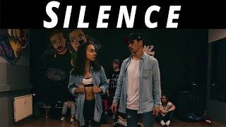 SILENCE marshmello ft. kahlid ★ Dance Class | Choreography Alex