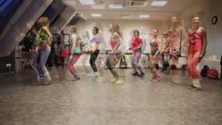 Dancehall & Twerk Проект Ананас Пати