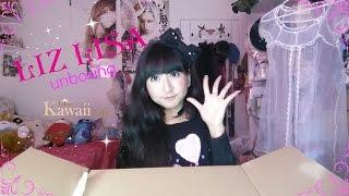[gyaru]Lisa Lisa unboxing + Tokyo Kawaii Life