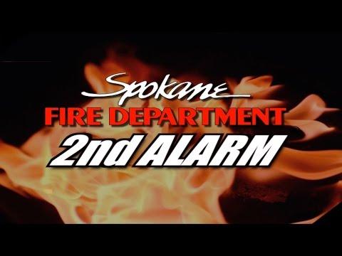 June 2015 Second Alarm