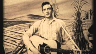 """Johnny Cash """"There You Go"""" (1958) Early Appearance on Country Style U.S.A."""