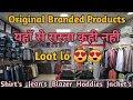 Branded Shirt's | Jeans | Jackets | Hoddies | Blazer | Original | Branded