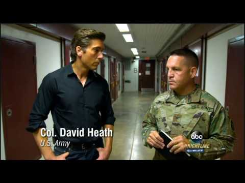 Clip of David Muir Reporting on Guantanamo Bay Detention Center, 10.18.16