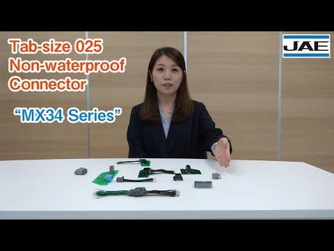 0.64mm (025) Connectors for Automotive (EV/PHEV)