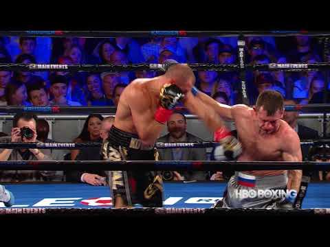 Fight highlights: Sergey Kovalev vs. Igor Mikhalkin (HBO World Championship Boxing)