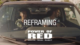 Power of RED | Resolution Matters | Reframing