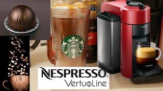Nespresso Vertouline | Iced Mocha-iato | 2016