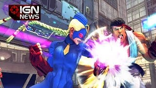 Ultra Street Fighter 4 Release Dates Revealed - IGN News