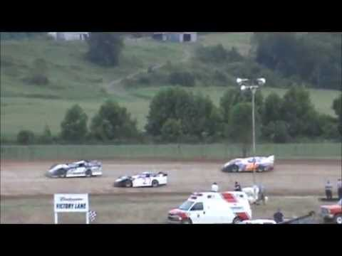 ADRA Late Models Consy Muskingum County Speedway 07-13-2012