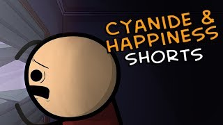 Safe Neighborhood - Cyanide & Happiness Shorts