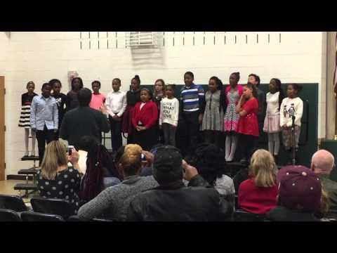 Green Grove Elementary School Chorus (Neptune Township Schools)