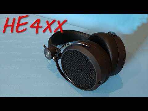 Z Review - Hifiman Massdrop HE4xx (CheapAF Planar Cans and Sexy too boi!)