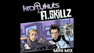 Krafty Kuts & A.Skillz - Tricka Technology Mini Mix 2012