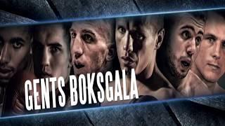GENTBOKSGALA ROUND XIX - AMINE BOUCETTA VS MICHAEL PAREO