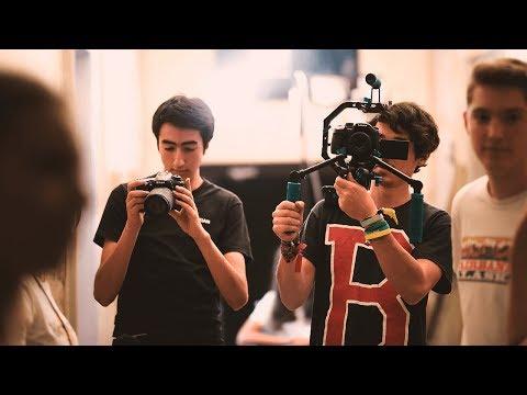 "MAKING OF #1 - Filmprojekt ""LIBERTY"""