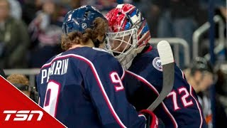 Seravalli gives his front runners for Panarin, Bobrovsky and Duchene