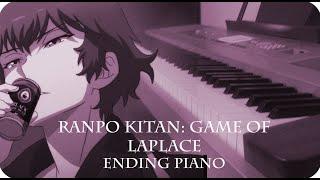 Ranpo Kitan: Game of Laplace ED (乱歩奇譚) [Mikazuki (ミカヅキ) - Sayuri (さユり)] Piano Cover