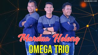 Mardua Holong - Omega Trio (Official Music Video) | LAGU BATAK Terpopuler