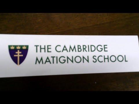 The Cambridge Matignon School Boys Basketball Vs, Salem Academt Charter
