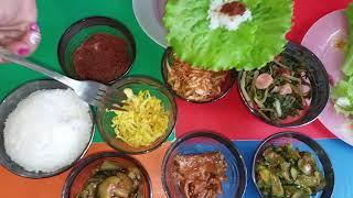 """Корейское блюдо """"Сями"""""""