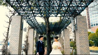 4K:Toshimitsu + Yui Wedding Film 【My Will】