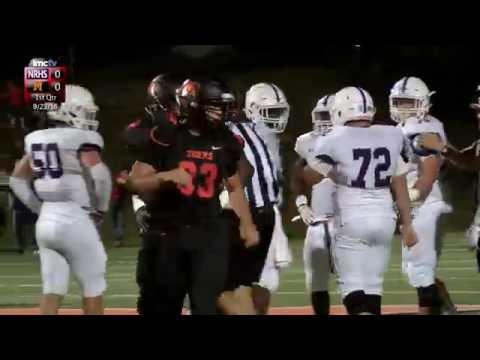 LMC Varsity Sports - Football - New Rochelle at Mamaroneck - 9/23/16
