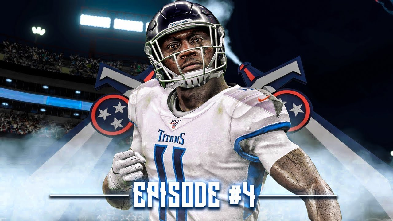 Down 17-0 at half & my season is on the line! Titans Online Franchise #4